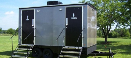 vip portable restroom trailers in Tallahassee FL