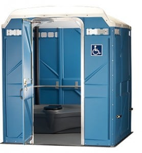 wheelchair accessible portable restroom tallahassee